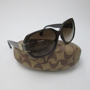 Coach HC8119 Women's Sunglasses/DAL310